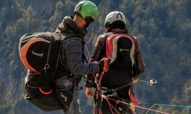 paragliding-instruction