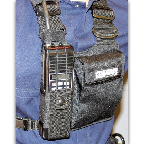 Conterra Radio Chest Harness