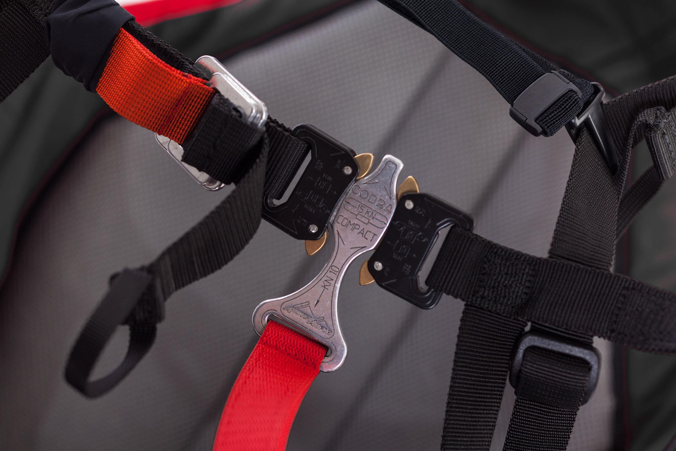 Icaro AIX Harness