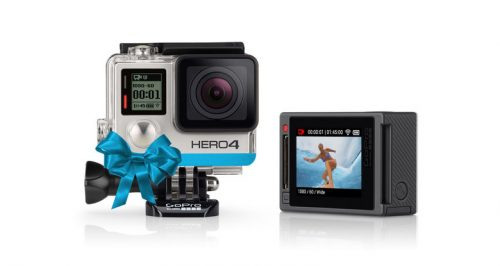 GoPro Hero 4 Silver
