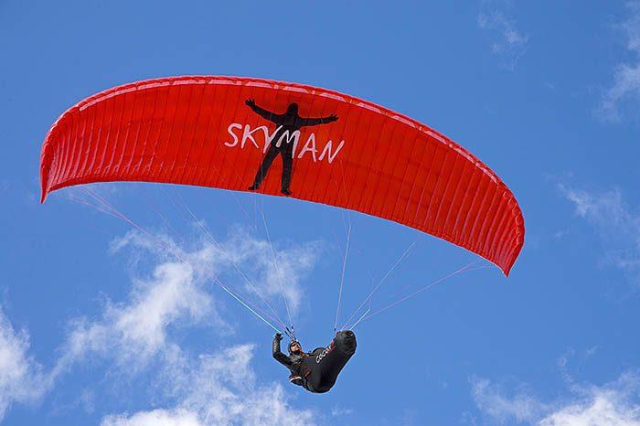 SkyMan HeartBeat
