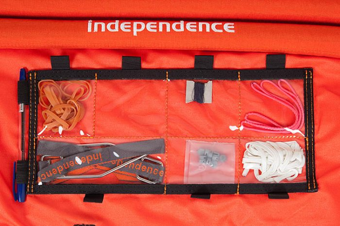 Independence Rescue Packing Kit