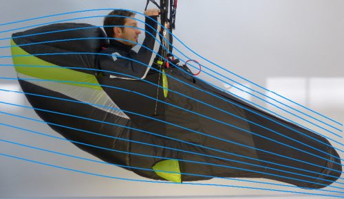 Skywalk RangeAir Harness