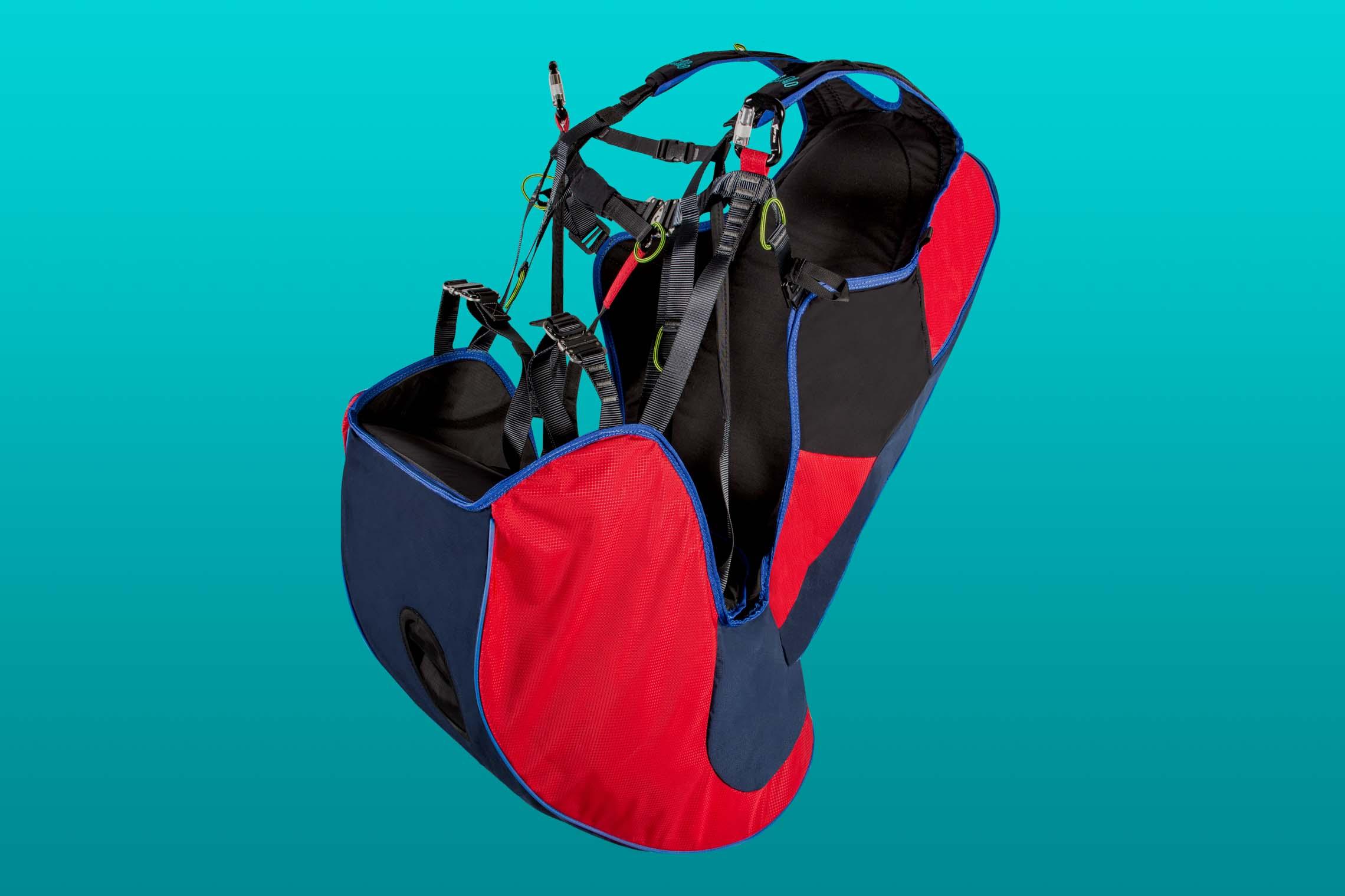 Icaro Batis Tandem Passenger Harness