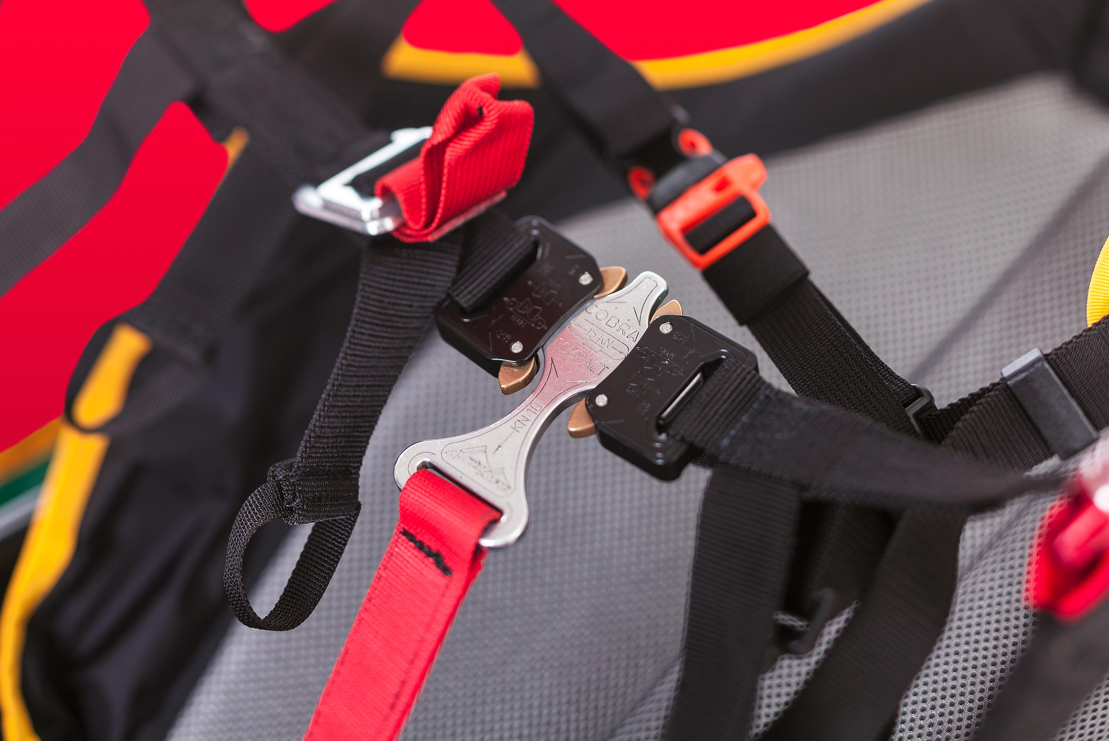 Icaro Cross 2 Reversible Harness