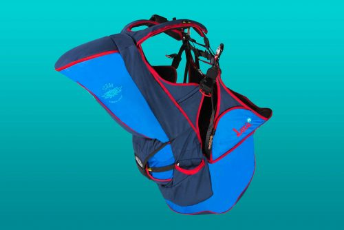 Icaro Loxia Tandem Pilot Harness