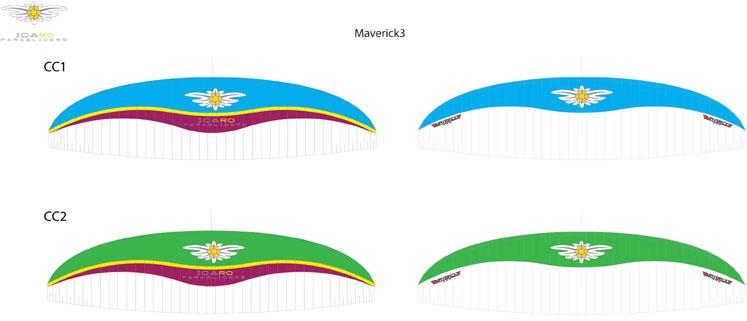 Icaro Maverick 3