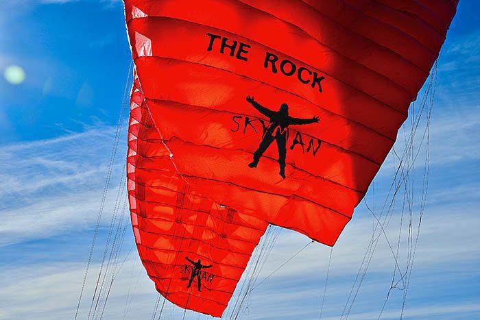SkyMan Rock