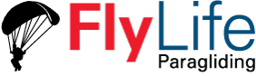 FlyLife Paragliding Logo