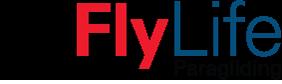 FlyLife Paragliding Logo